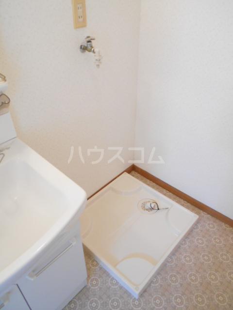 ハウスミニオン 201号室の洗面所