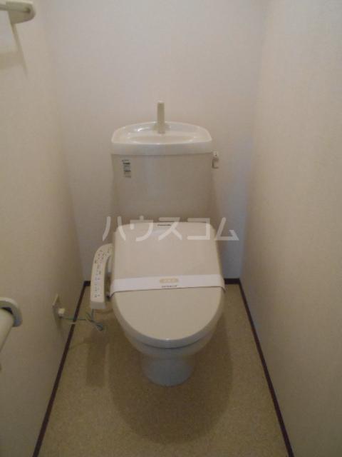 プリーマ 102号室のトイレ