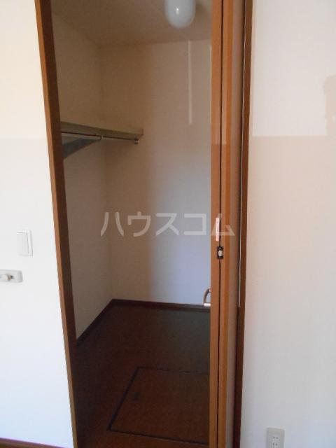 プリーマ 102号室の収納