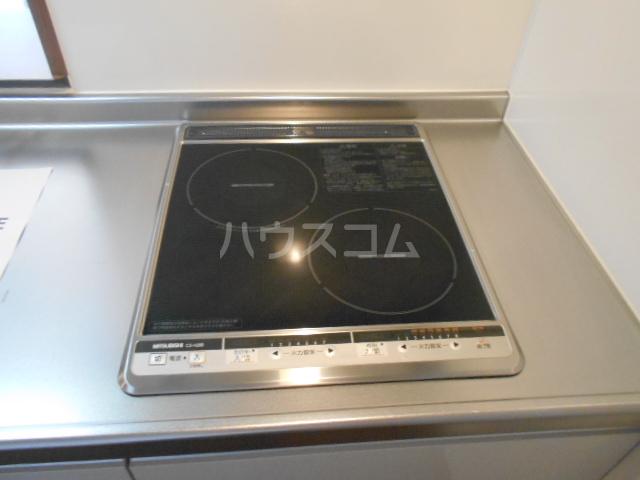 プリーマ 102号室のキッチン