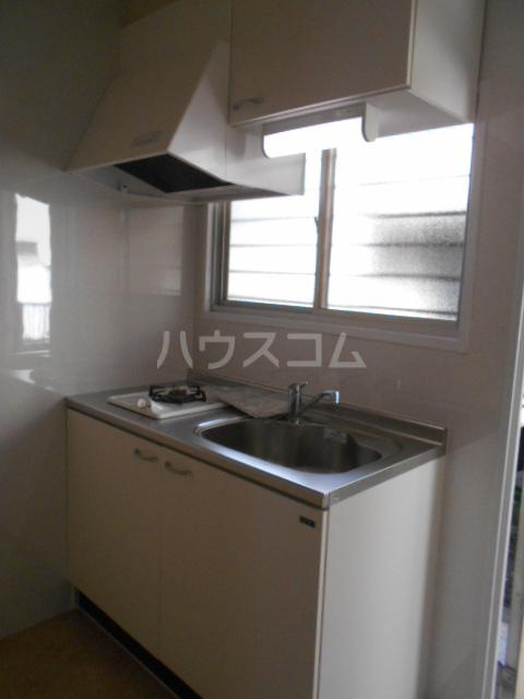 藤ハイツ 103号室のキッチン