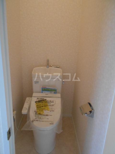 藤ハイツ 103号室のトイレ