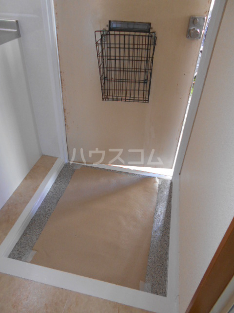 藤ハイツ 103号室の玄関