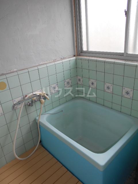 日向貸家の風呂