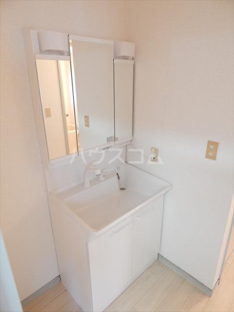 ハイム フォレスト 102号室の洗面所