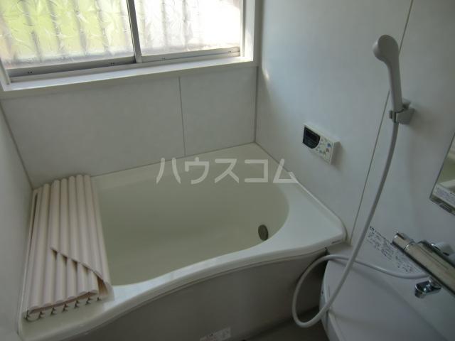 清水アパートA 101号室の風呂