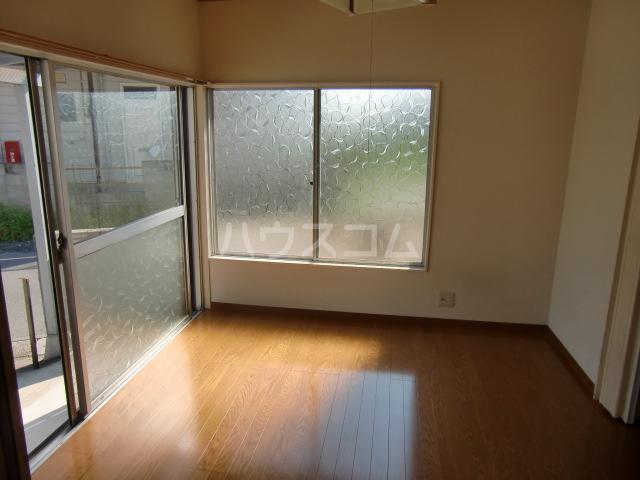 清水アパートA 101号室の居室
