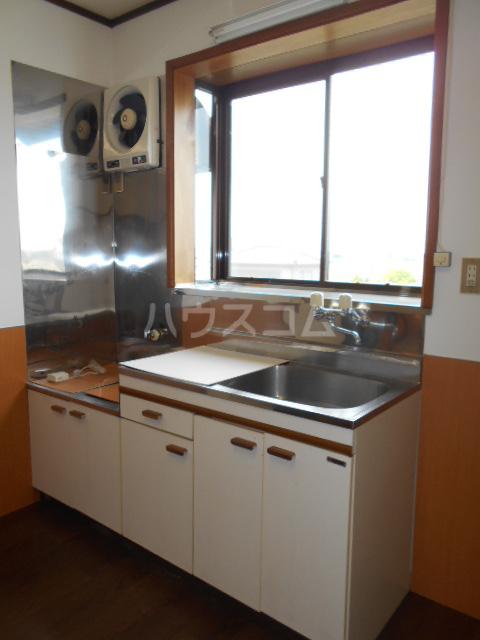 オオツキアパート 305号室のキッチン