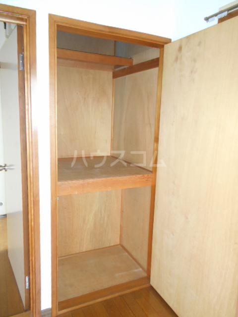 オオツキアパート 305号室の収納