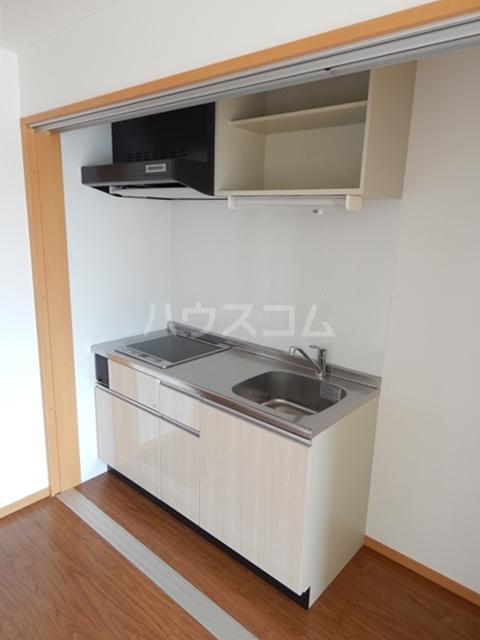 グランコルドン 503号室のキッチン