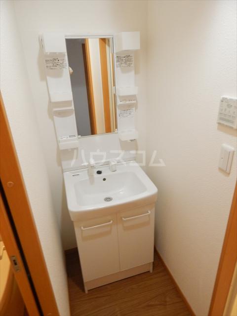 グランコルドン 503号室の洗面所