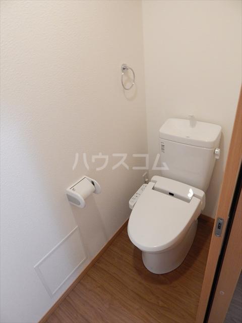 グランコルドン 503号室のトイレ