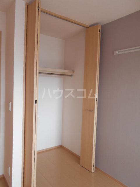 フルール 302号室の収納