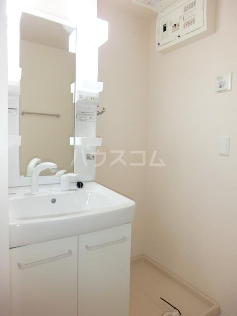 roi de l'ours Ⅱ 208号室の洗面所