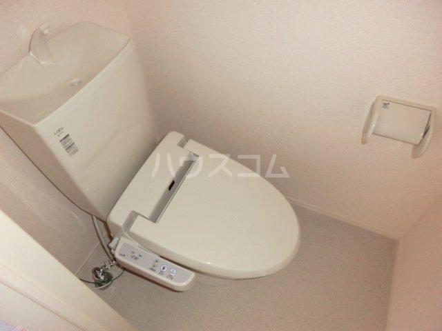 roi de l'ours Ⅱ 208号室のトイレ