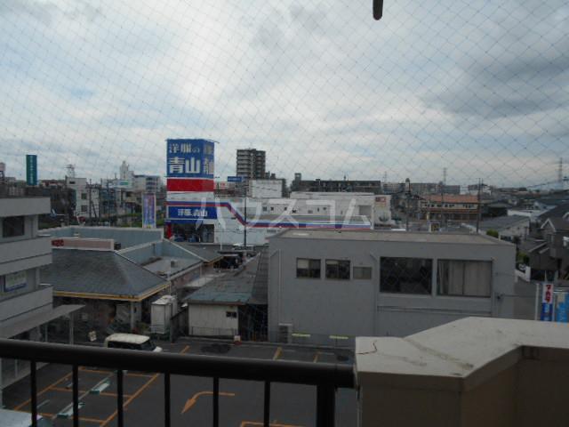 昭和ビル第5 405号室の景色
