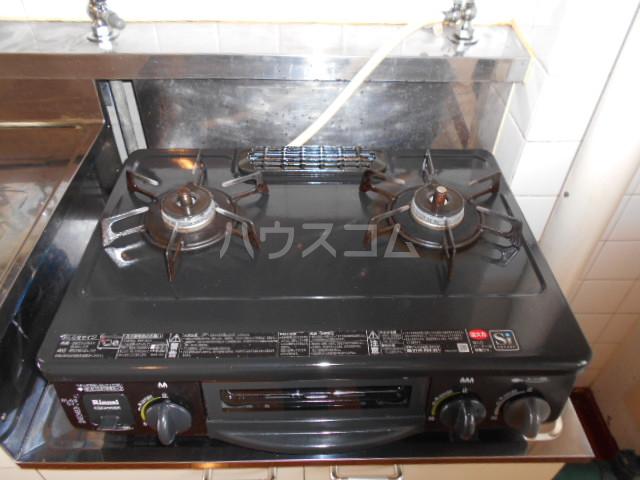 昭和ビル第5 405号室のキッチン