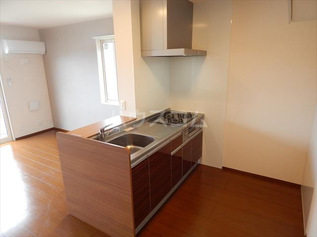 GRADO Ⅱ 201号室のキッチン