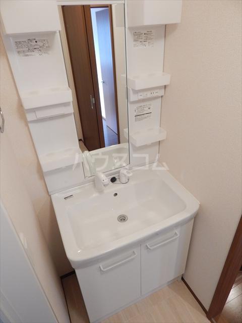 GRADO Ⅱ 201号室の洗面所