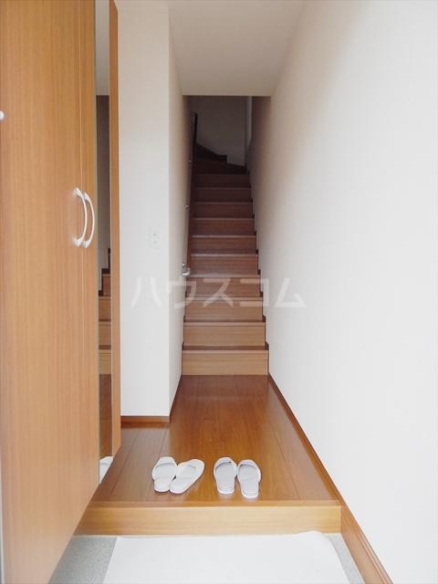 GRADO Ⅱ 201号室の玄関