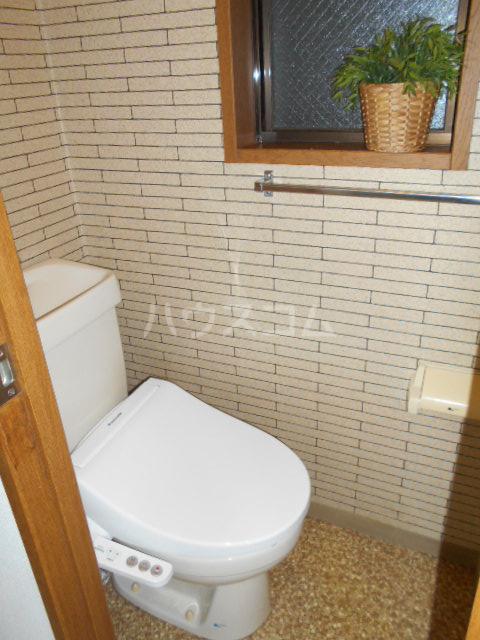 シティハイム宮代 102号室のトイレ