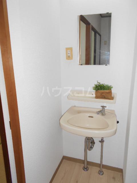 シティハイム宮代 102号室の洗面所
