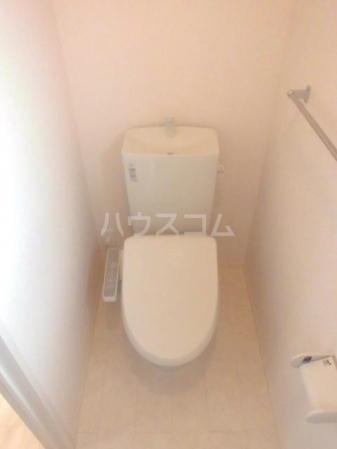 ソラシドハイムのトイレ