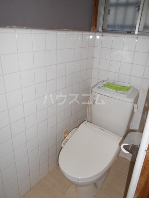 清地6丁目戸建のトイレ