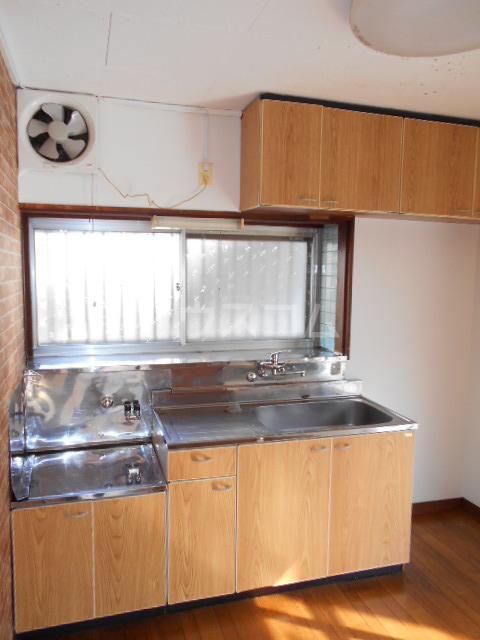 清地6丁目戸建のキッチン