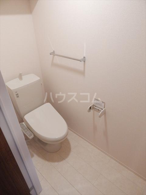 アンクレージュ 306号室のトイレ