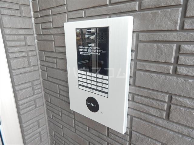 アンクレージュ 306号室のセキュリティ