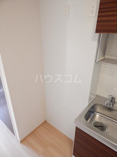 アンクレージュ 306号室のキッチン