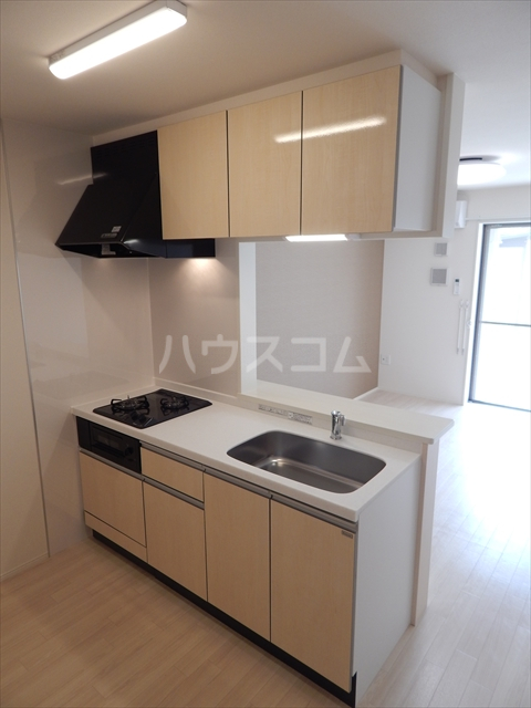 Airis 105号室のキッチン