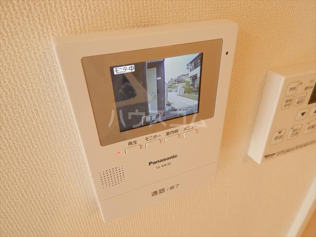 Airis 105号室のセキュリティ