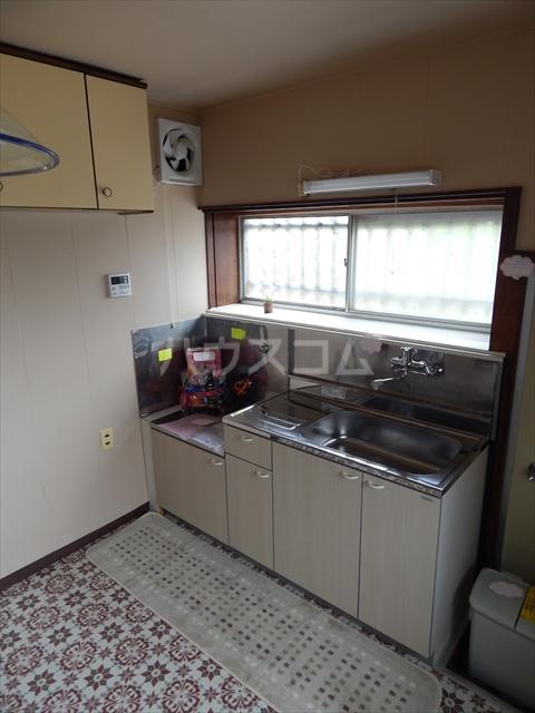 杉戸町鷲巣貸家のキッチン
