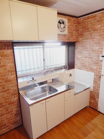 姫宮貸家のキッチン