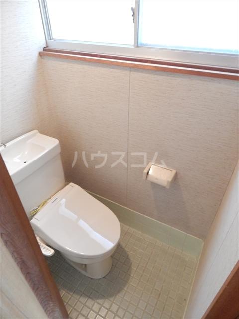 姫宮貸家のトイレ