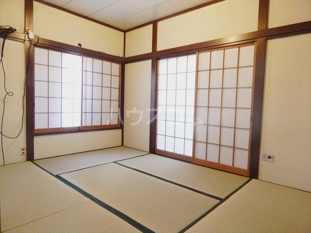 姫宮貸家の居室