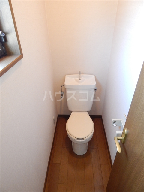 緑町貸家のトイレ