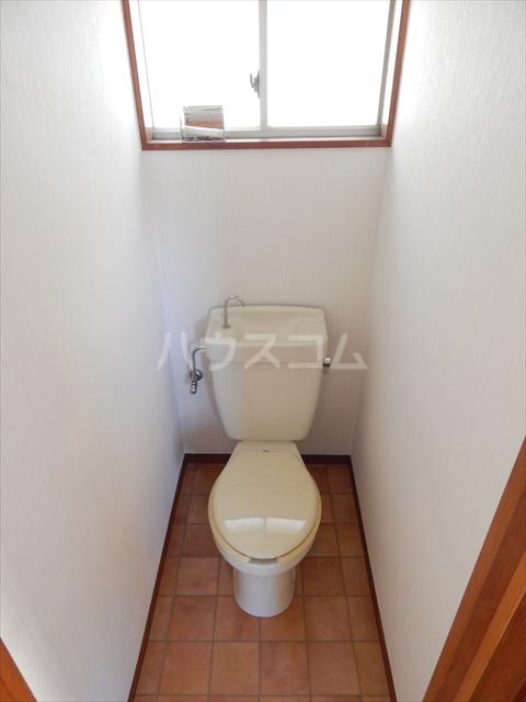 備後西3丁目貸家のトイレ