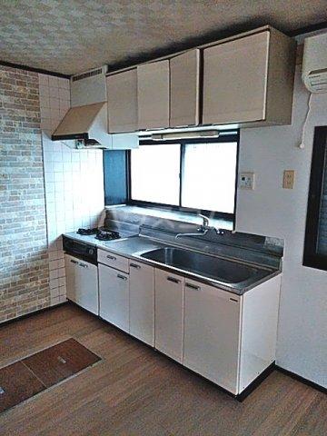 藤塚貸家のキッチン