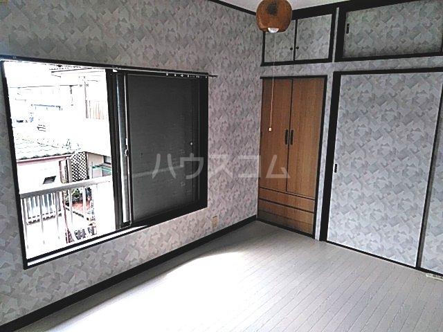 藤塚貸家のベッドルーム