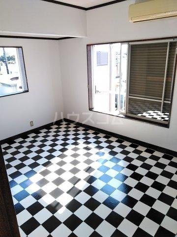 薄谷貸家のベッドルーム