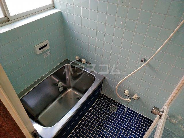 薄谷貸家の風呂