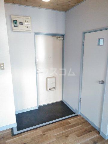 七色ハウス大沼 202号室の玄関