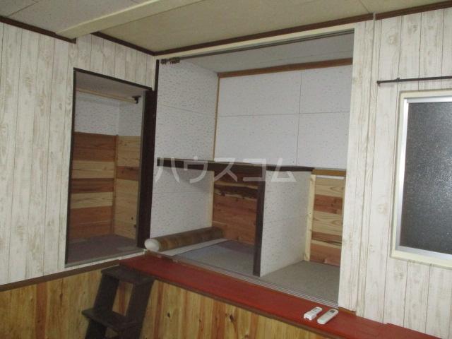 メゾン菅生 102号室の収納