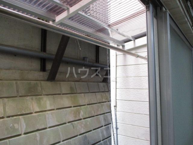 メゾン菅生 102号室のバルコニー