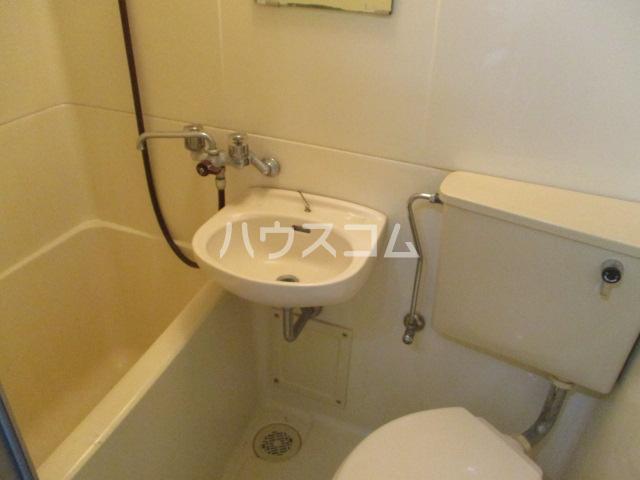 メゾン菅生 102号室のトイレ