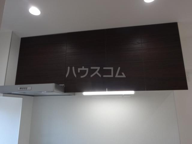 吉村ビル 409号室の収納