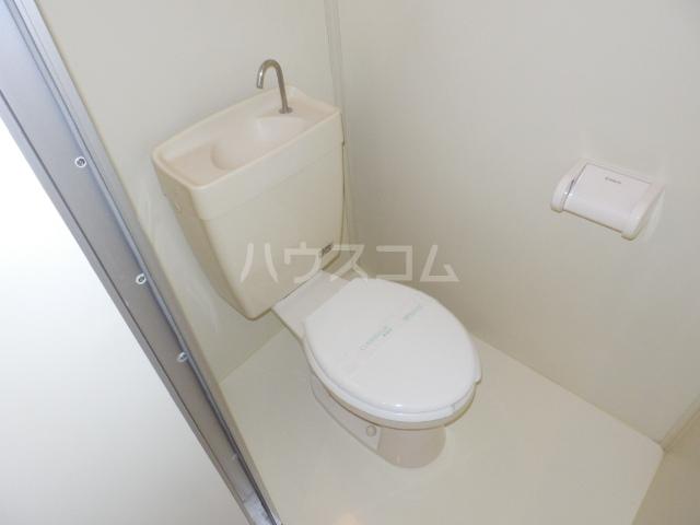 プレディオ鷺沼第Ⅱ 201号室のトイレ